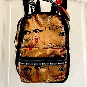 LeSportsac Alber Elbaz Mini Backpack LeSportsac